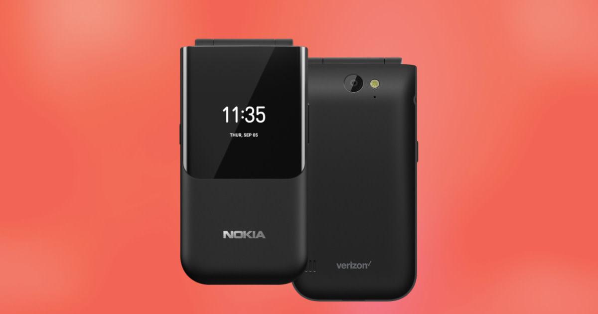 Nokia yeni tuşlu telefonu olan 2720 V Flip'i tanıttı; işte cihazın özellikleri