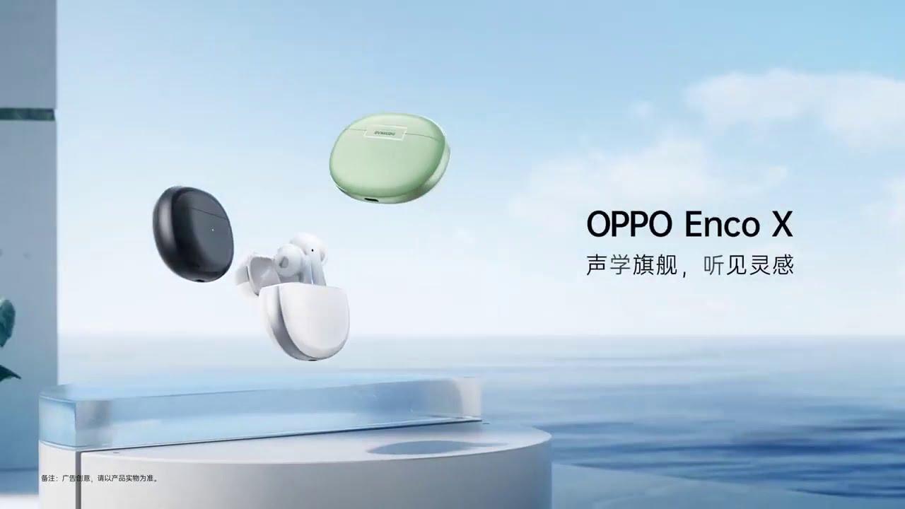 OPPO Enco X kablosuz kulaklık Türkiye içerisinde satışa çıktı; İşte detaylar