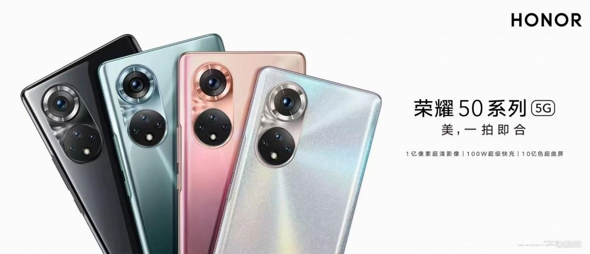 Merakla beklenen Honor 50 Pro duyuruldu; işte güçlü özelliklere sahip olan o cihaz