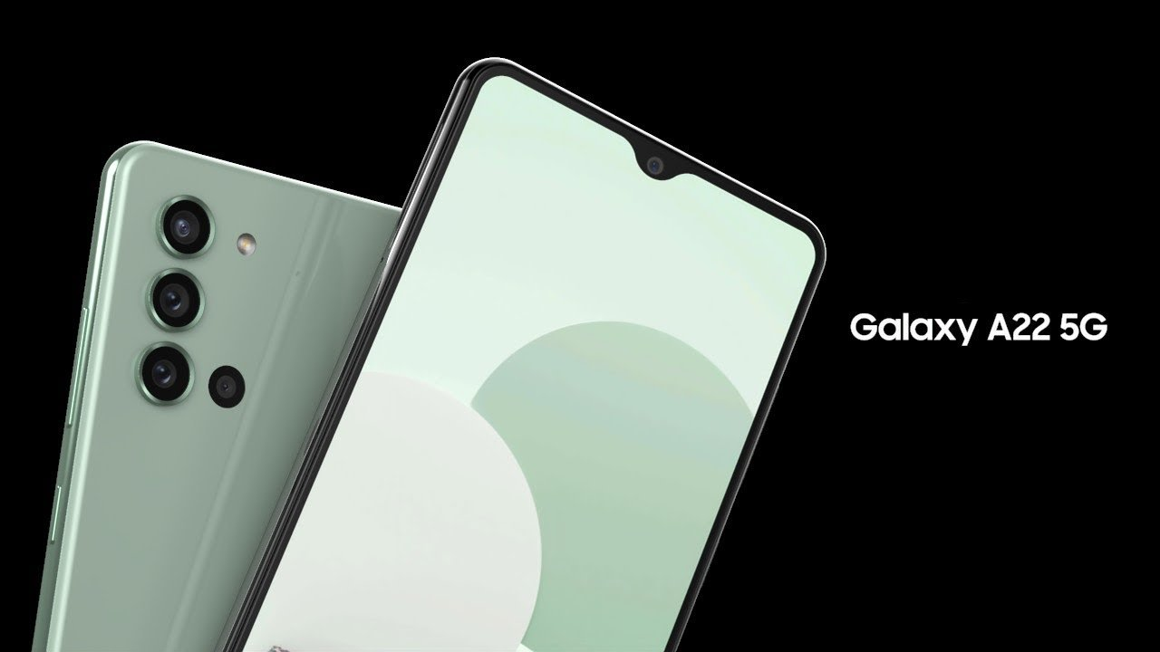 Samsung Galaxy A22 5G tanıtıldı; işte A serisinin yeni üyesi