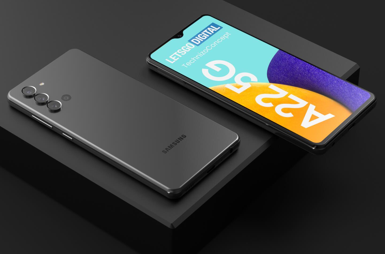Samsung Galaxy A22 duyuruldu; işte cihazın merak edilen özellikleri