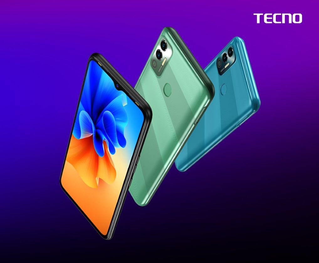 Tecno Spark 7T tanıtıldı; işte cihazın teknik özellikleri