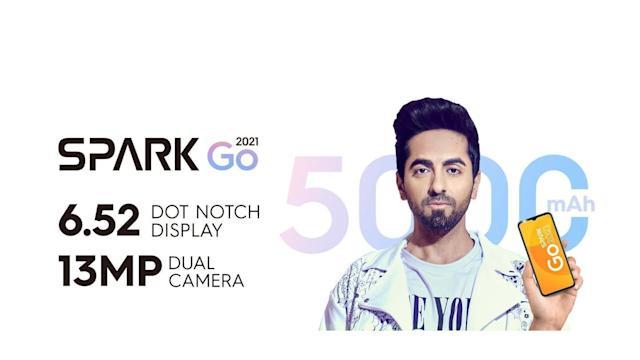 Tecno Spark Go 2021 duyurulacak; işte cihazın özellikleri