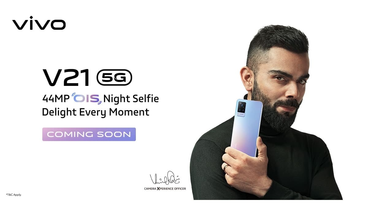 Vivo V21e 5G özellikleriyle dikkat çekiyor