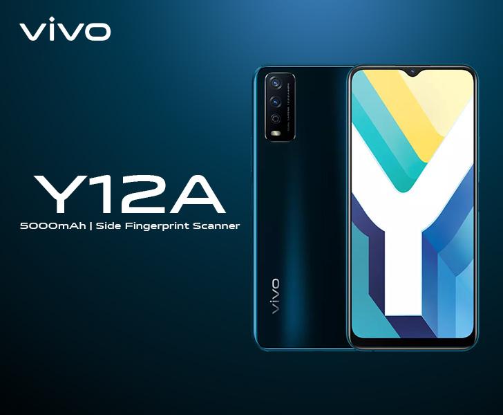 Vivo Y12A tanıtıldı; işte modelin özellikleri