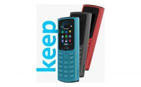 Nokia yeni tuşlu telefonu olan 105 4G'yi duyurdu; işte cihazın özellikleri