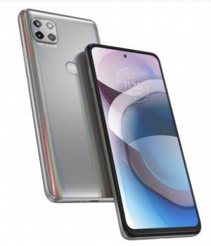 Motorola One 5G UW Ace tanıtıldı