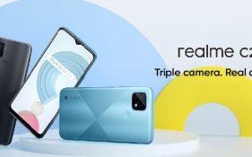 Uygun fiyatlı Realme C21Y tanıtıldı; işte merak edilenler