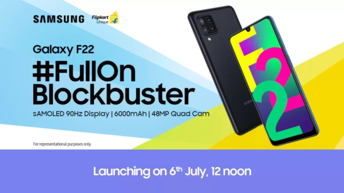 Uygun fiyatlı Samsung Galaxy F22 duyuruldu