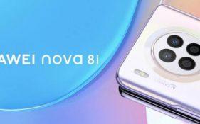 Huawei Nova 8i tanıtıldı; işte merak edilenler