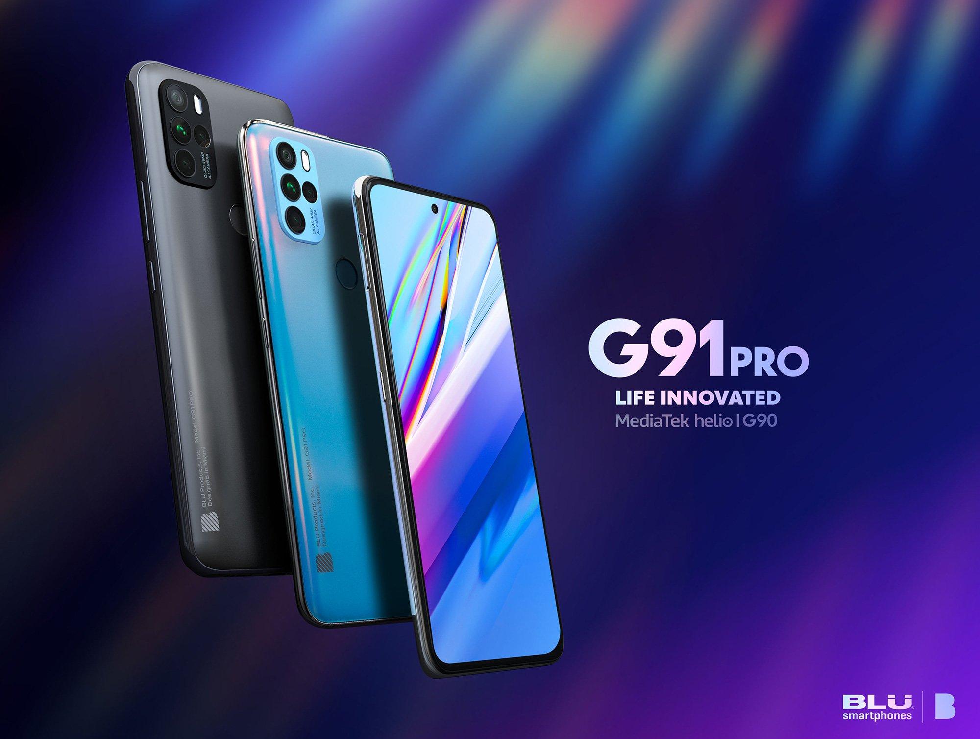 Uygun fiyatlı BLU G91 Pro tanıtıldı; işte cihaz hakkında merak edilenler